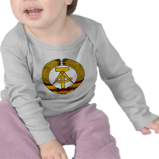 East Germany Coat of Arms / Deutschland State Seal Shirt