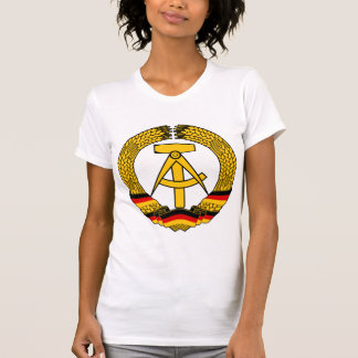 East Germany Coat of Arms / Deutschland State Seal T-shirts