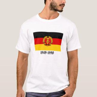 East Germany Flag T-Shirt