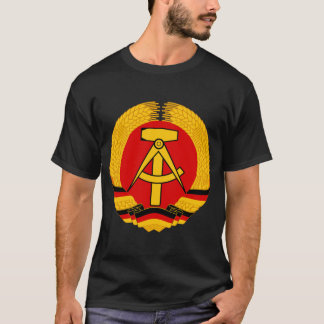 East Germany Flag T-Shirt