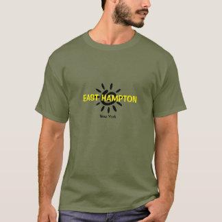East Hampton New York Sunshine T Shirt