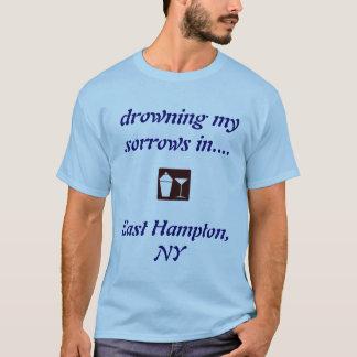 East Hampton, NY DRINKING SHIRT! T-Shirt