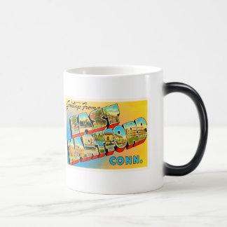 East Hartford Connecticut CT Old Travel Souvenir Magic Mug