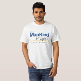 East Hawaii - ManKind Project Logo T-Shirt