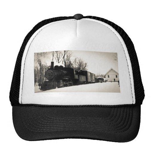 East Jordan & Southern Railroad Engine #6 Mesh Hats