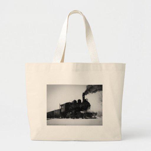 East Jordan & Southern Railroad Engine  No 6 Bag