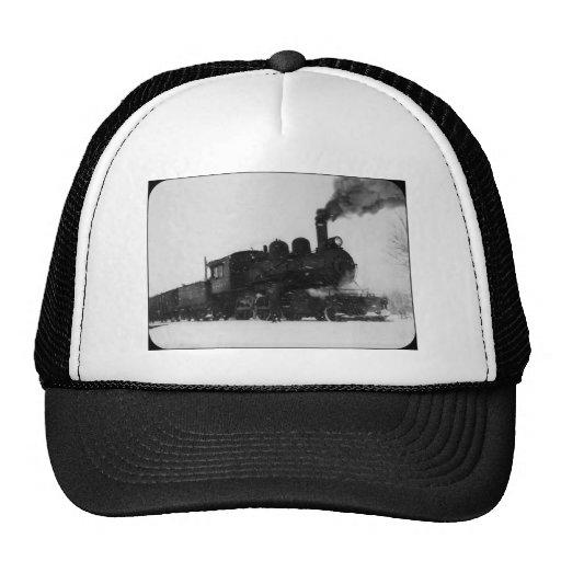 East Jordan & Southern Railroad Engine  No 6 Mesh Hat