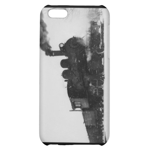East Jordan & Southern Railroad Engine No 6 iPhone 5C Covers