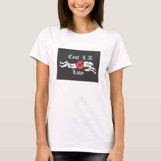 East LA Por Vida Womens Shirt