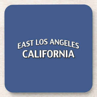 East Los Angeles California Beverage Coaster