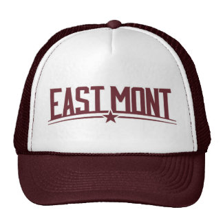 East Mont Trucker Hat
