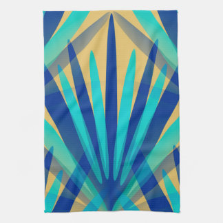 East of the River Nile Kitchen Towel
