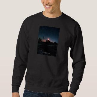 East Point Light - New Jersey. Sweatshirt
