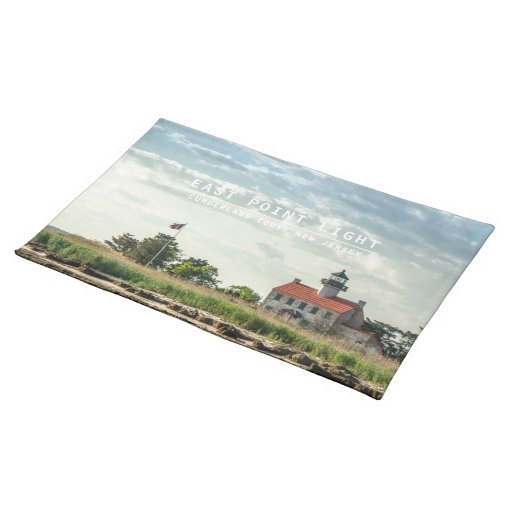 East Point Light. Placemat