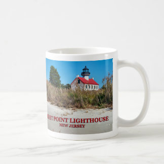 East Point Lighthouse, New Jersey Mug