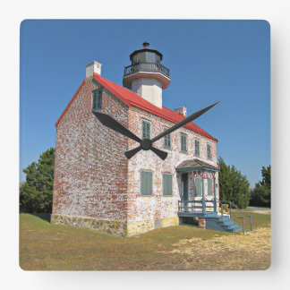 East Point Lighthouse, New Jersey Wall Clock