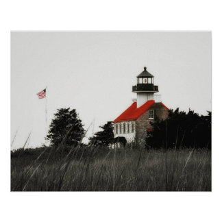 East Point Lighthouse Poster