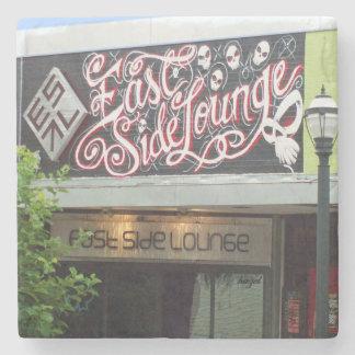East Side Lounge, East Atlanta, EAV, Atlanta Stone Beverage Coaster
