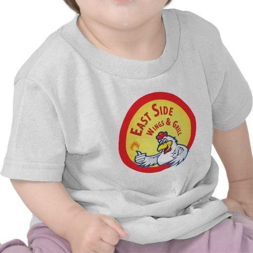 East Side WIngs Novelties T-shirt