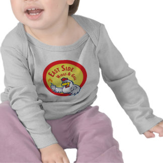 East Side Wings Novelties Tee Shirts