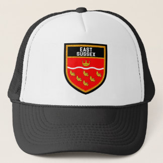 East Sussex Flag Trucker Hat