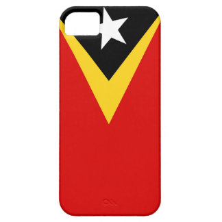 east timor country flag nation symbol long iPhone 5 case