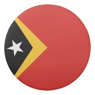 East Timor Flag Eraser
