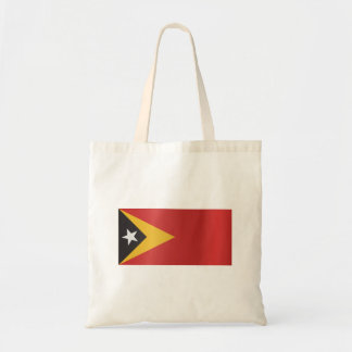 East Timor Flag Tote Bag