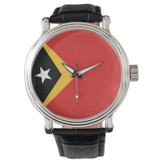 East Timor Flag Watch