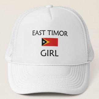 EAST TIMOR GIRL TRUCKER HAT