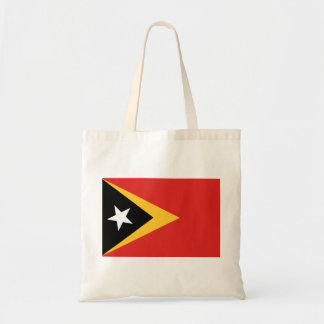 East Timor National World Flag