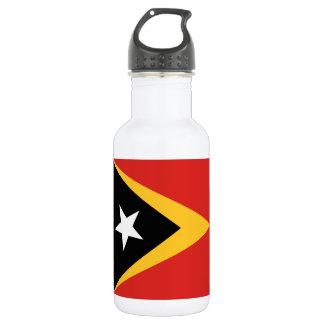 East Timor National World Flag 532 Ml Water Bottle