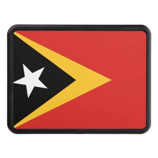 East Timor National World Flag Trailer Hitch Cover