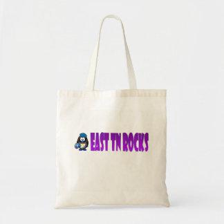 East TN Rocks Tote Bag