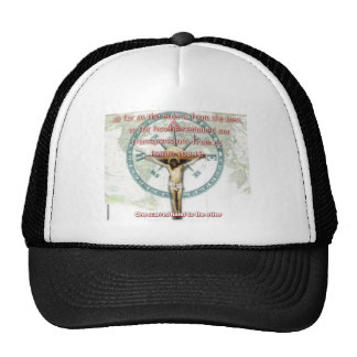 East To West Trucker Hat