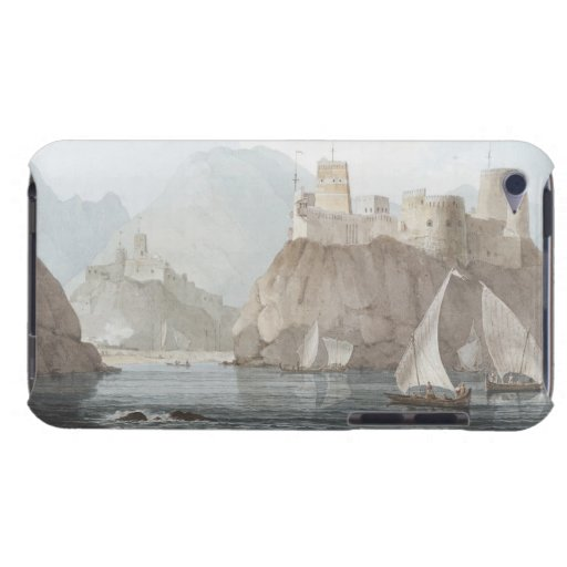 East View of the Forts Jellali and Merani, Muskah, Case-Mate iPod Touch Case