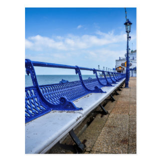 Eastbourne Pier Postcard