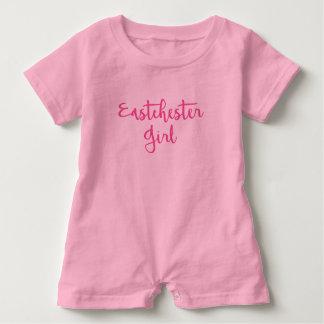 Eastchester Girl Baby Romper