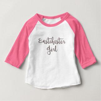 Eastchester Girl Ringer Tee
