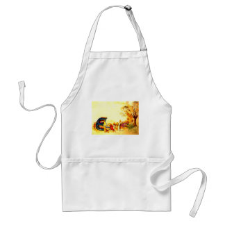 Easter #10 standard apron