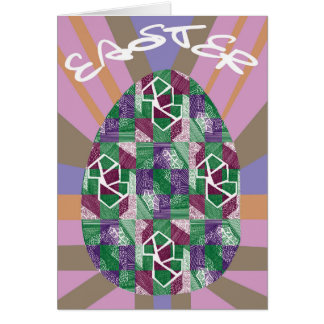 Easter 2018 Collection - Easter Egg Card