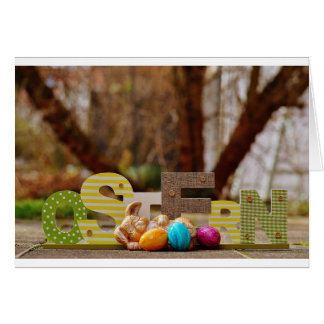 Easter- #4 card