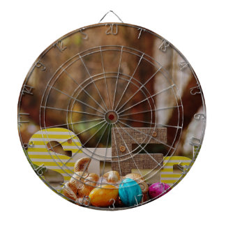 Easter- #4 dartboard