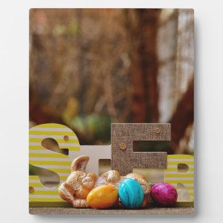 Easter- #4 plaque