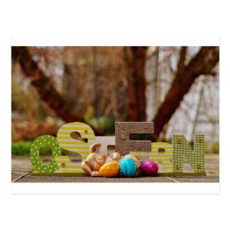 Easter- #4 postcard