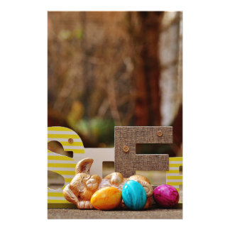 Easter- #4 stationery
