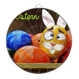Easter #6 dartboard