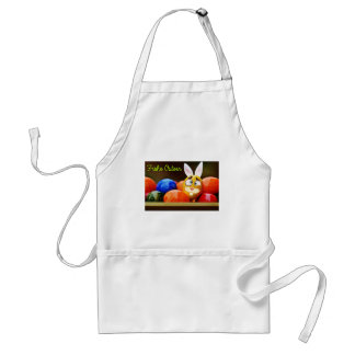 Easter #6 standard apron