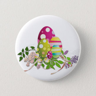 Easter #9 2 inch round button