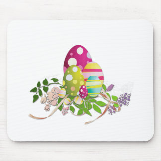 Easter #9 mouse pad